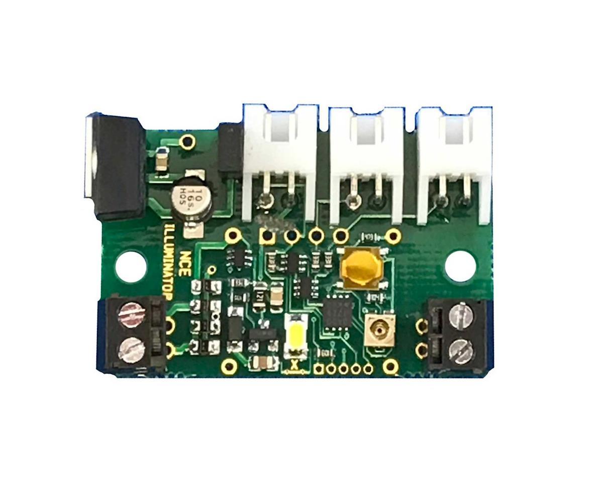 NCE Corporation Decoder,Universal Scenic Lighting/WOO Just Plug(5)