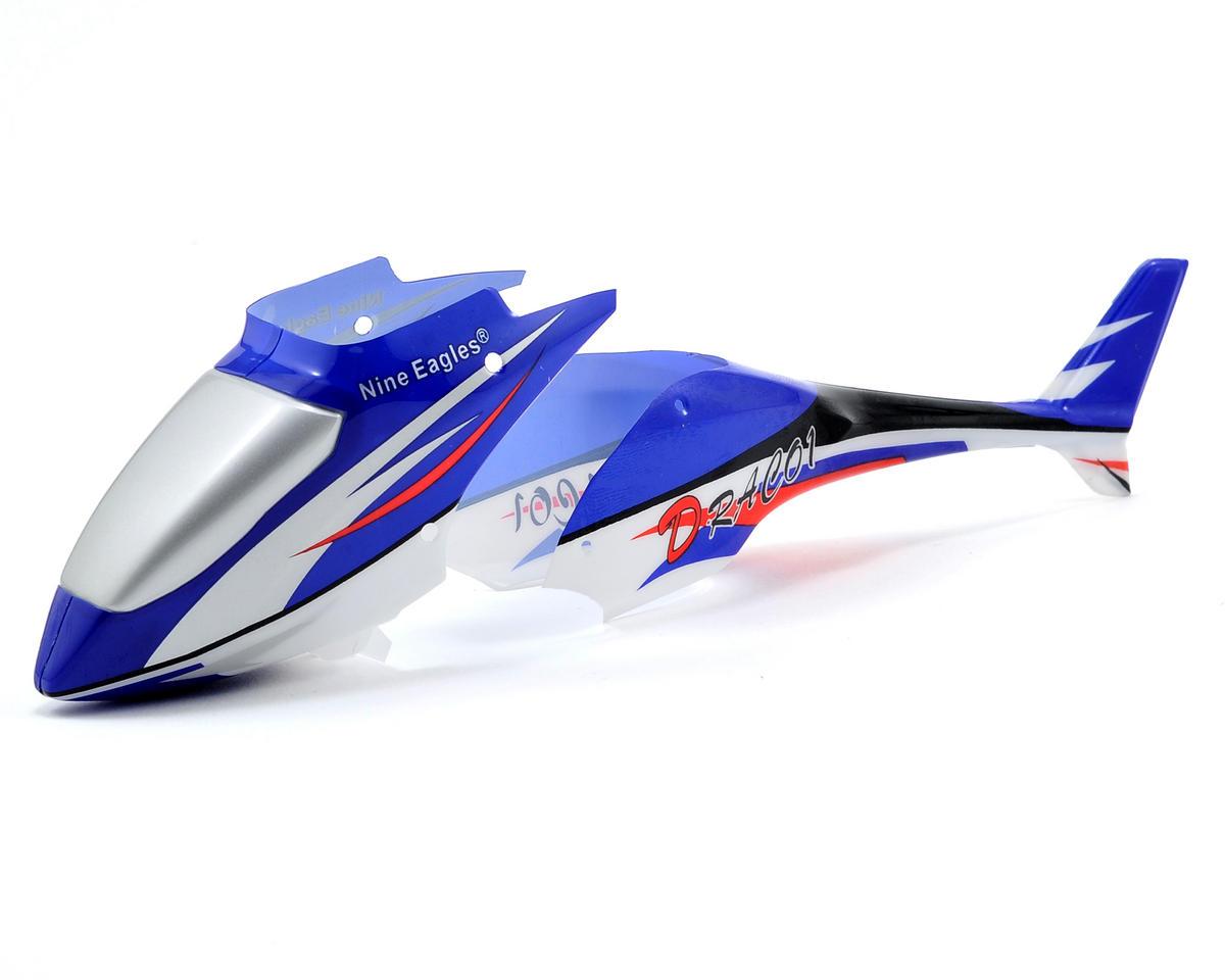 Nine Eagles Fuselage (Blue) (Draco CX)
