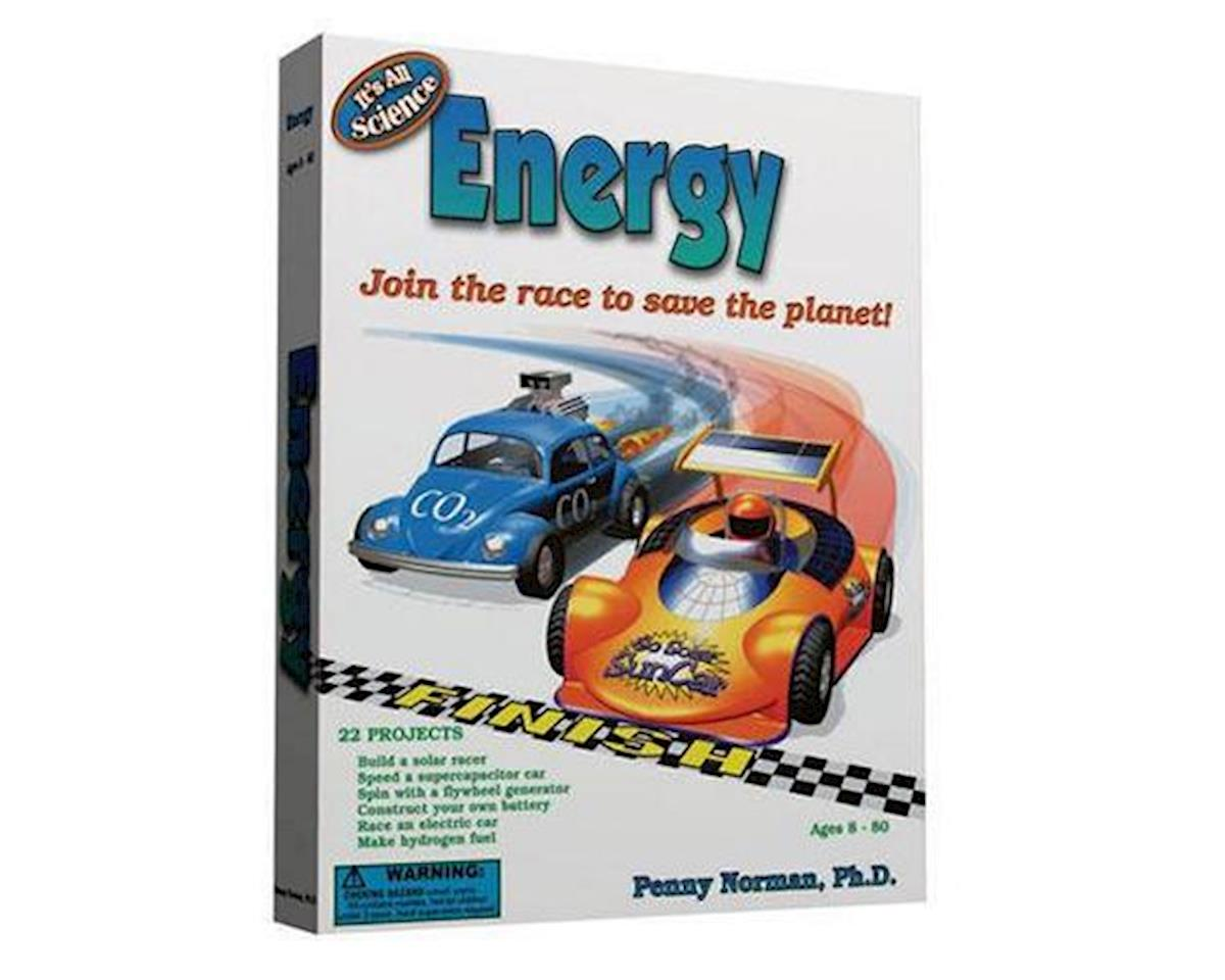 Norman & Globus Science Wiz 7805 Energy Experiment Kit