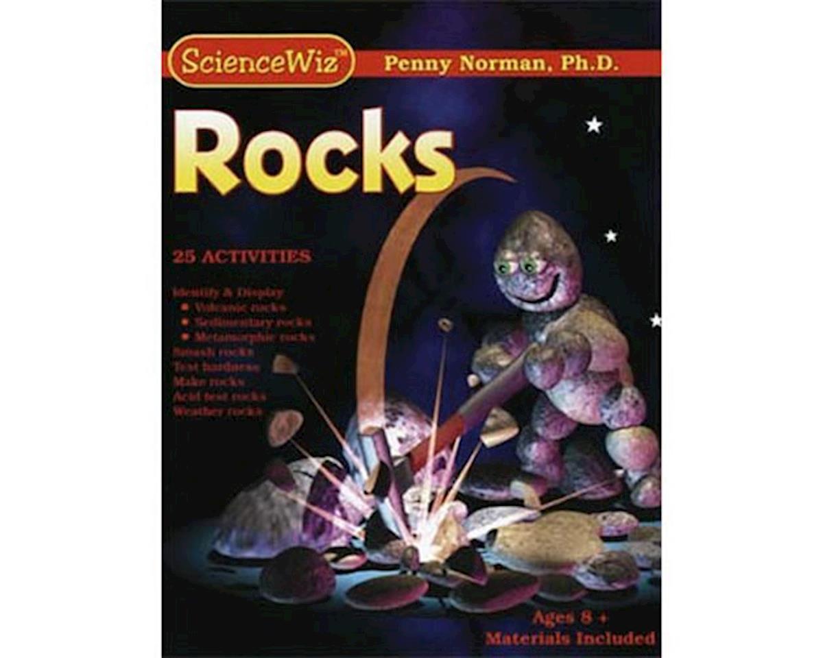 Norman & Globus  Sciencewiz Rocks Science Kit