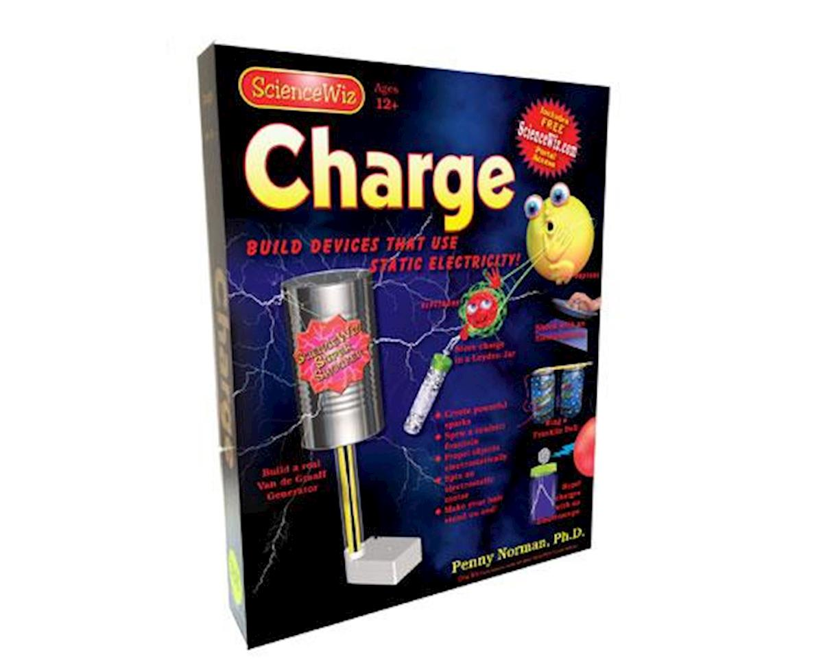 Globus Sciencewiz Charge Science Kit