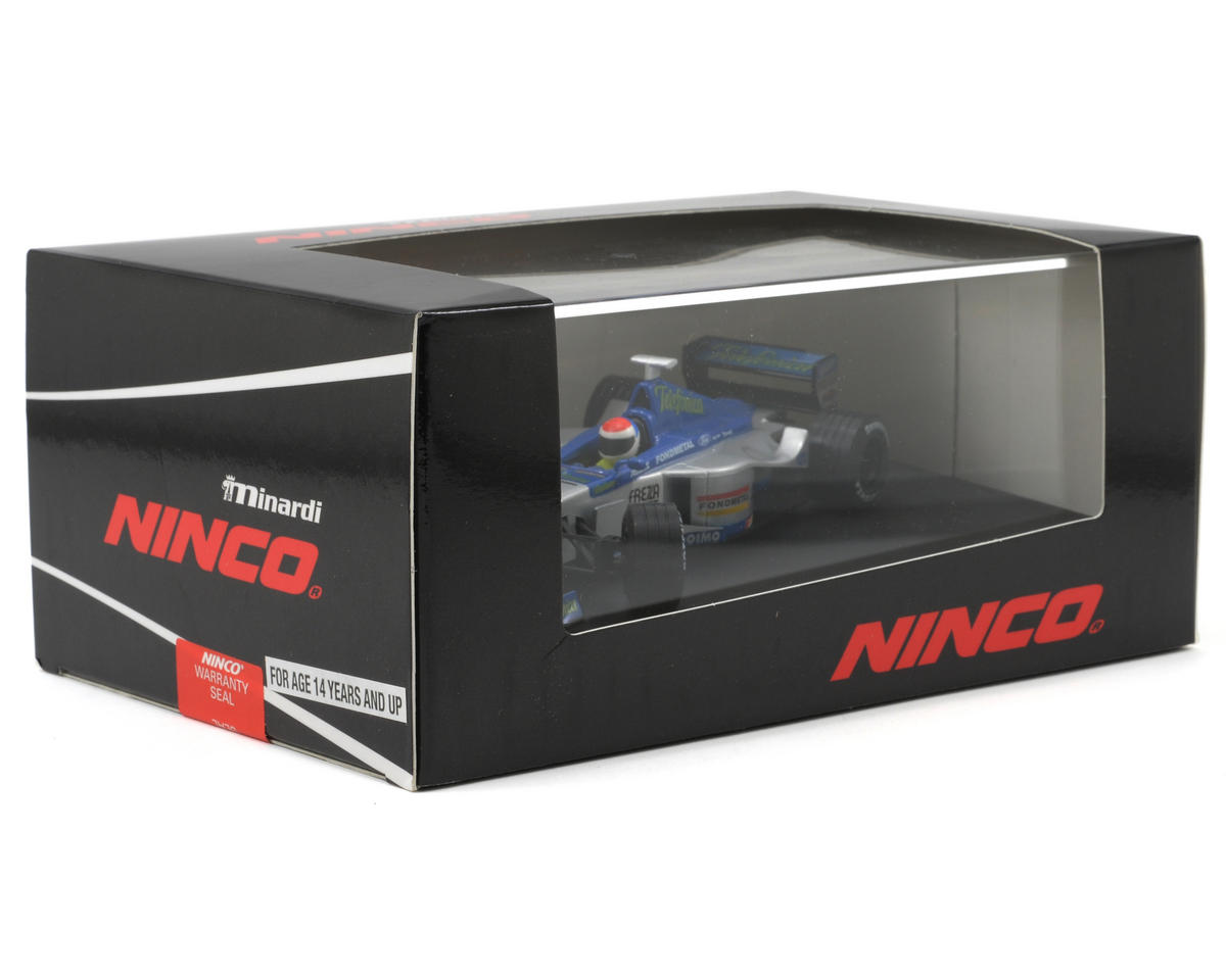 "Ninco 1/32 ""Limited Edition"" Minardi Ford M01 No. 21 Slot Car"