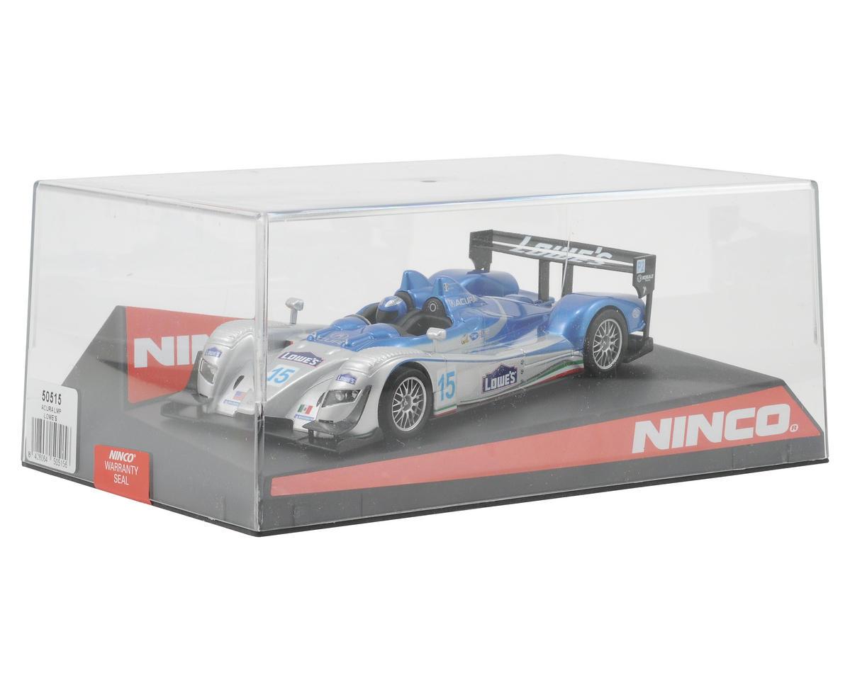 "Ninco 1/32 Acura LMP2 ""Lowes"" Slot Car"
