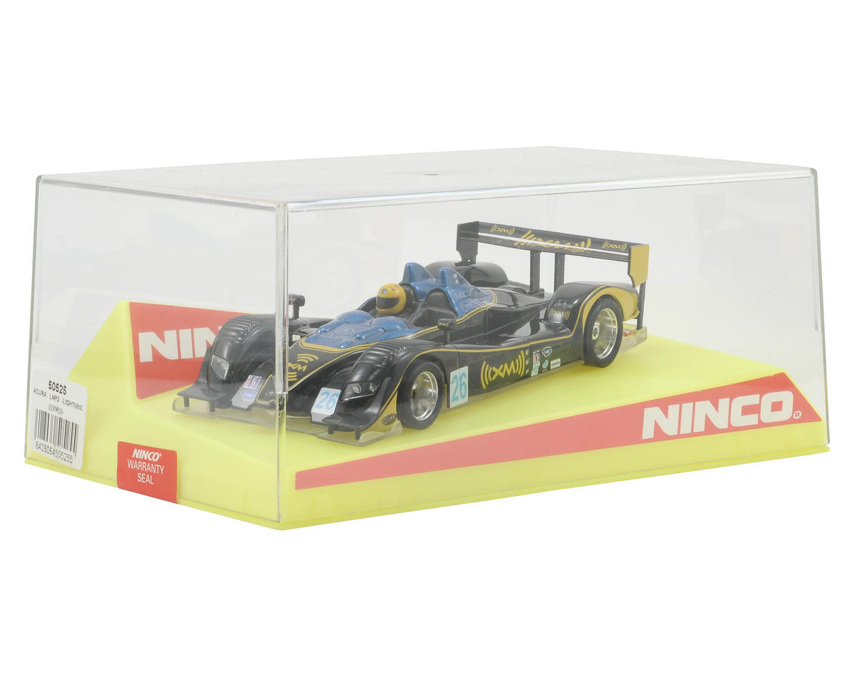 "Ninco 1/32 Acura LMP ""XM"" Lightning Slot Car"