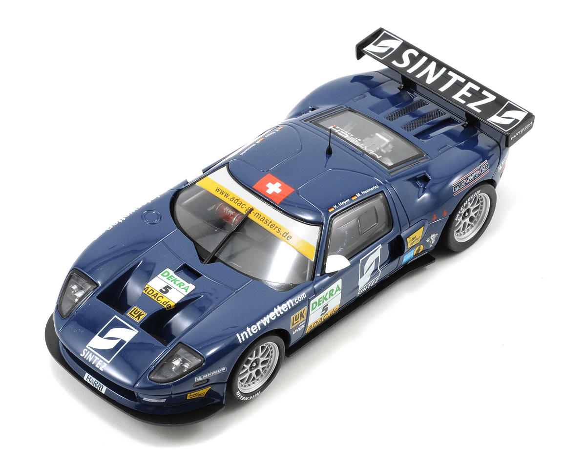 "Ninco 1/32 Ford GT GT3 ""Adac"" Slot Car"