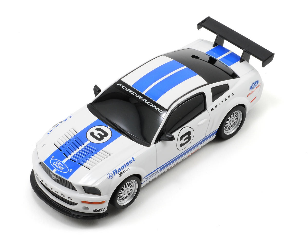"Ninco 1/32 Ford Mustang FR500 GT3 ""Long Beach"" Slot Car"