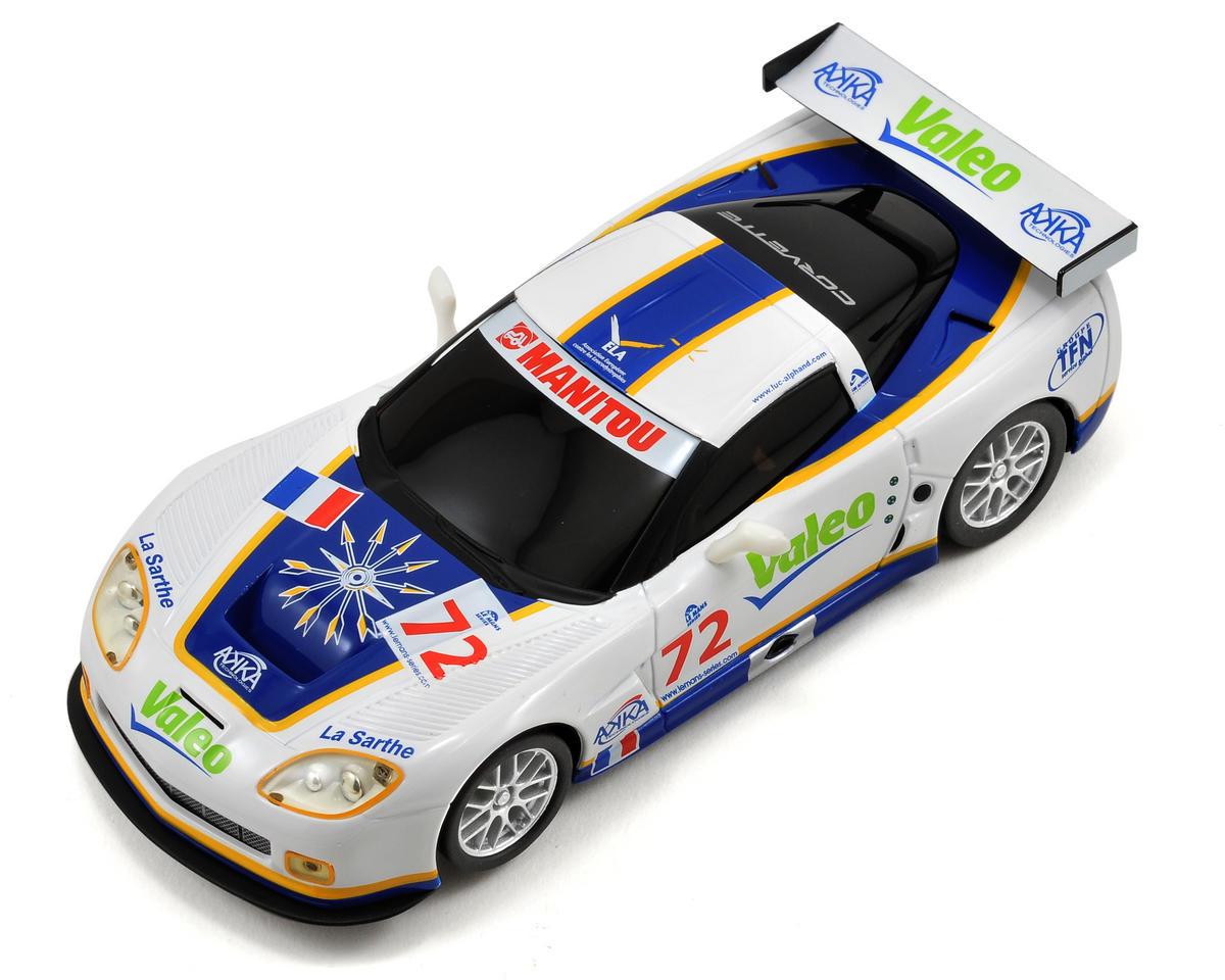 """Ninco 1/32 Corvette Z06 GT3 """"Valeo"""" Slot Car"""