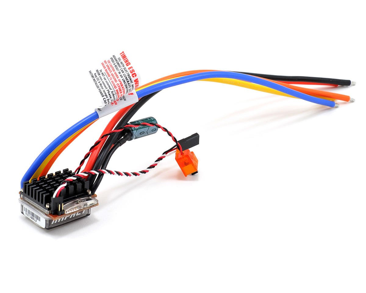 Novak Impact Racing Brushless ESC w/Super Tuner