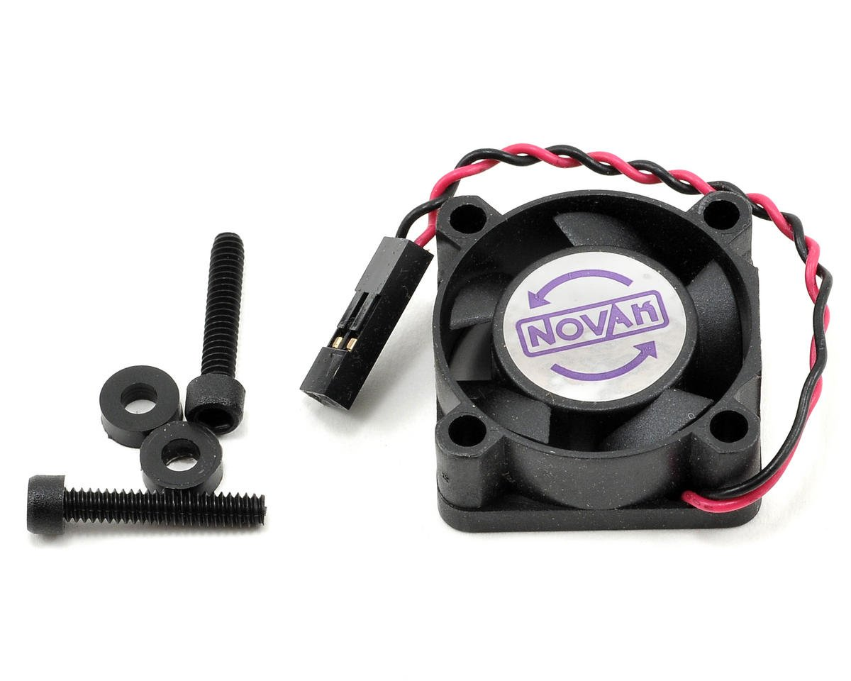 Novak M2 Dig ESC & Rock Star Expert Brushed Crawler Combo (45T)