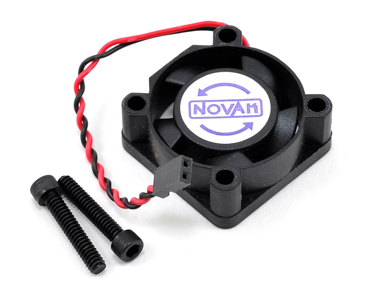 Novak Pulse V2 Brushless ESC/Ballistic Vented 550 Racing System w/X-Drive (4.5T)