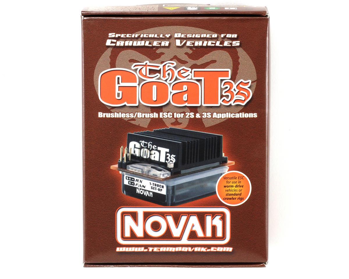 Novak Goat 3S Brushless/Brush Crawler ESC