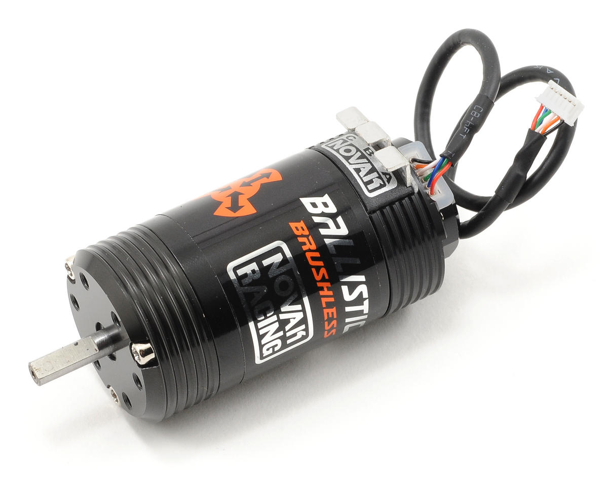 "Novak Ballistic 550 Brushless ""Short Course"" Motor (4.5T/5000Kv)"