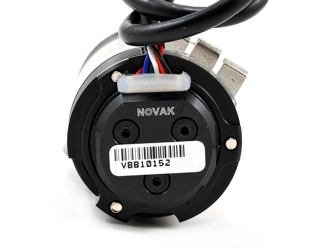 "Novak ""Vented "" Ballistic 550 Brushless ""Short Course"" Motor (4.5T/5000Kv)"
