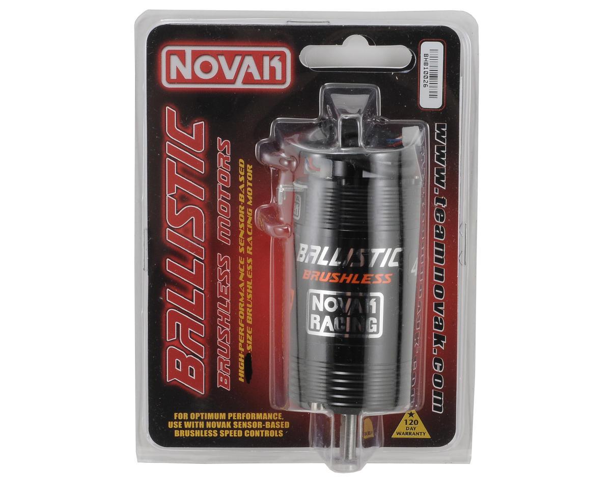 """Novak Ballistic 550 Brushless """"Short Course"""" Motor (6.5T/3400Kv)"""