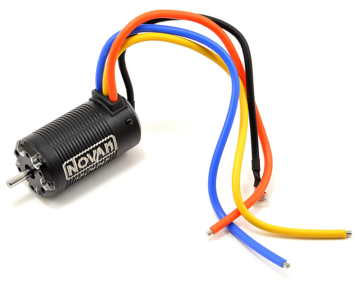 Novak 4PHD 4-Pole Sensored Brushless Motor (4600Kv)