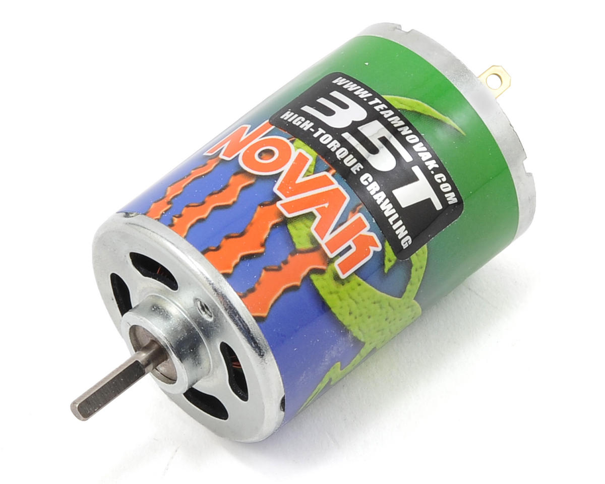 Novak Terra Claw Crawling Brushed Motor (35T)