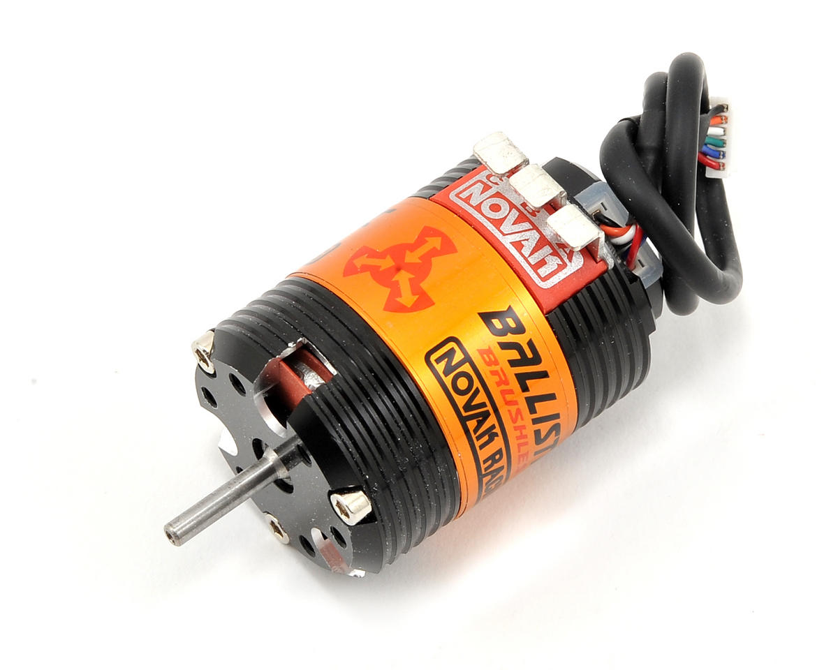 Novak Premium Ballistic Spec Racing Brushless Motor (13.5T)