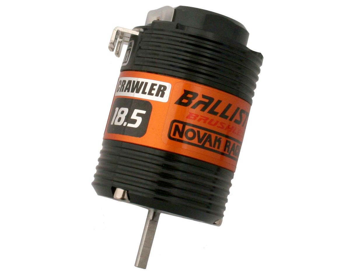 Novak Ballistic Crawler Brushless Motors (18.5T)
