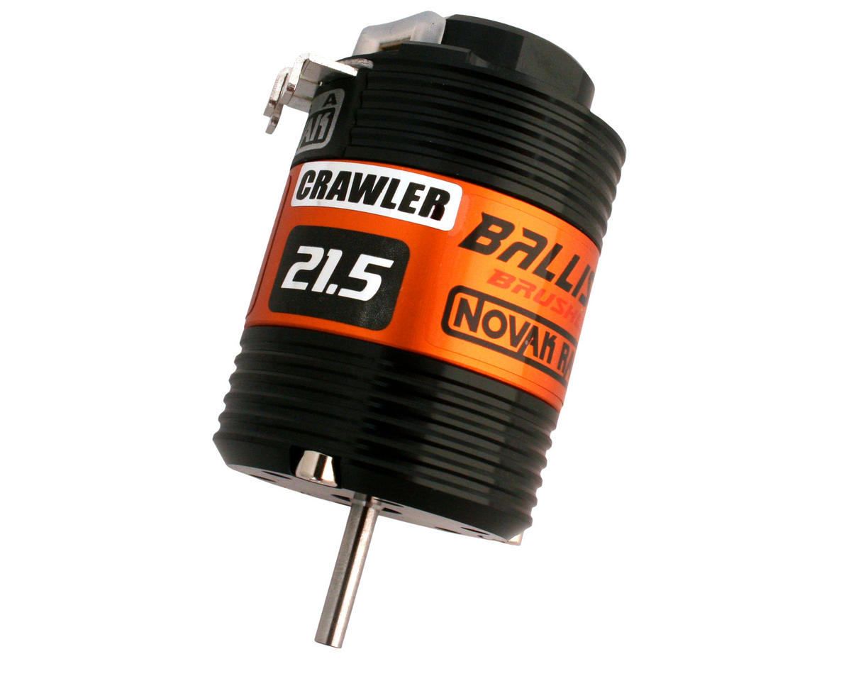 Novak Ballistic Crawler Brushless Motors (21.5T)