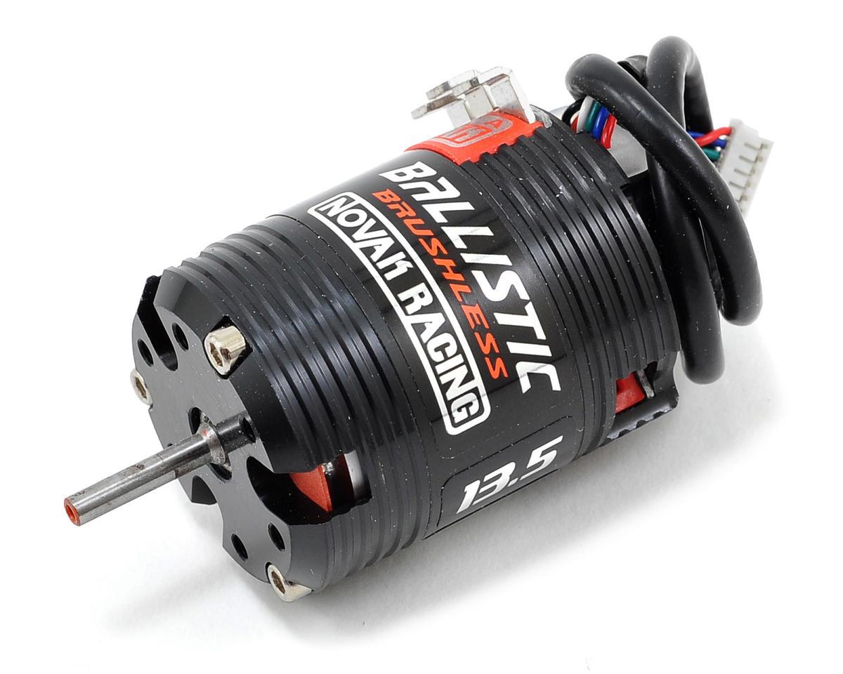 Novak Ballistic Spec High RPM Racing Brushless Motor (13.5T)