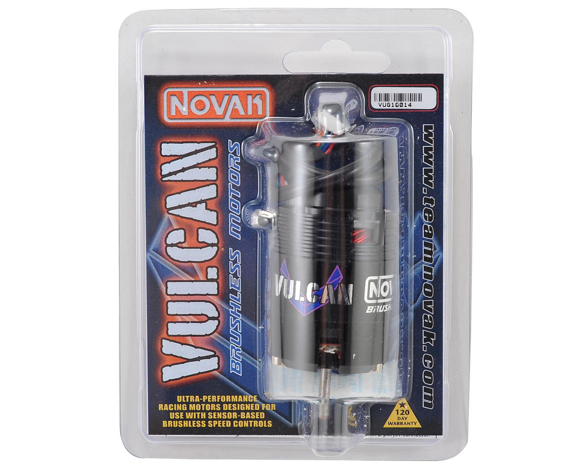 Novak Vulcan Outlaw Brushless Motor (10.5T)
