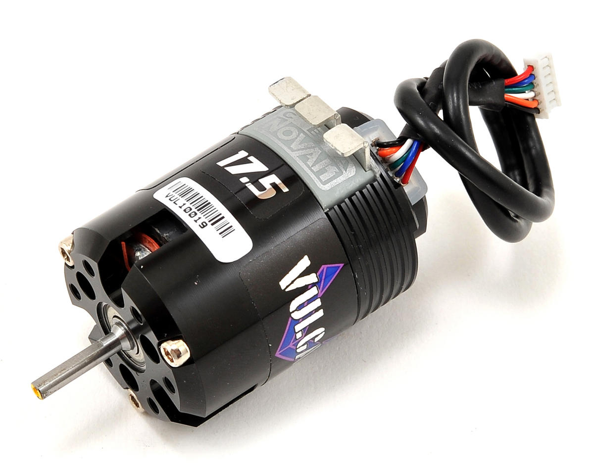 Novak Vulcan Outlaw Brushless Motor (17.5T)