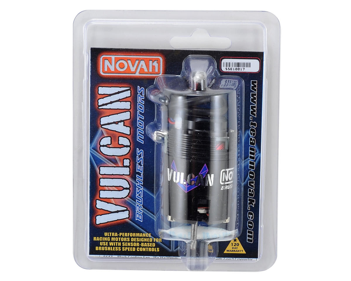 Novak Vulcan Modified Brushless Motor (7.5T)