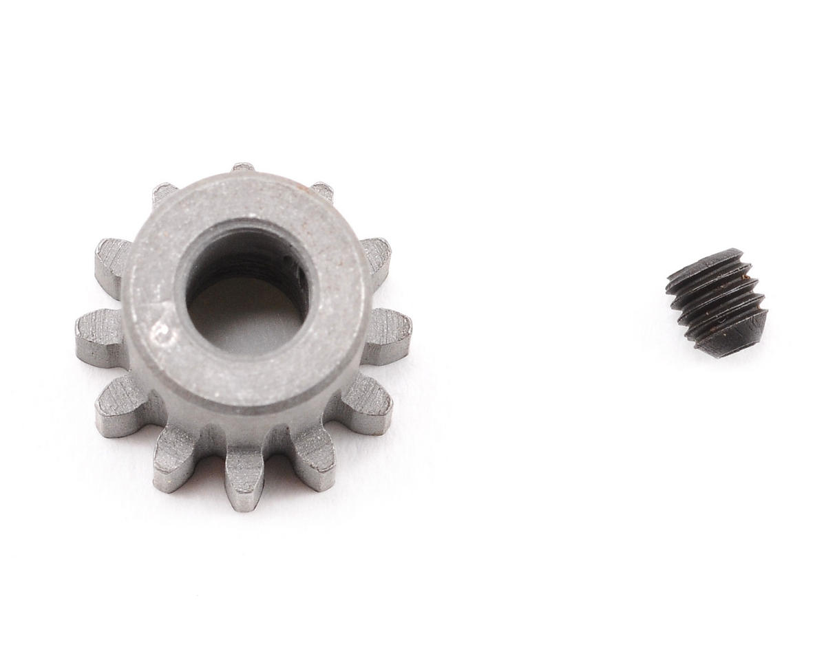 Novak Steel Mod1 Pinion Gear w/5mm Bore (12T)