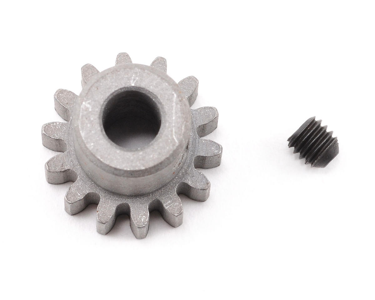 Novak Steel Mod1 Pinion Gear w/5mm Bore (14)