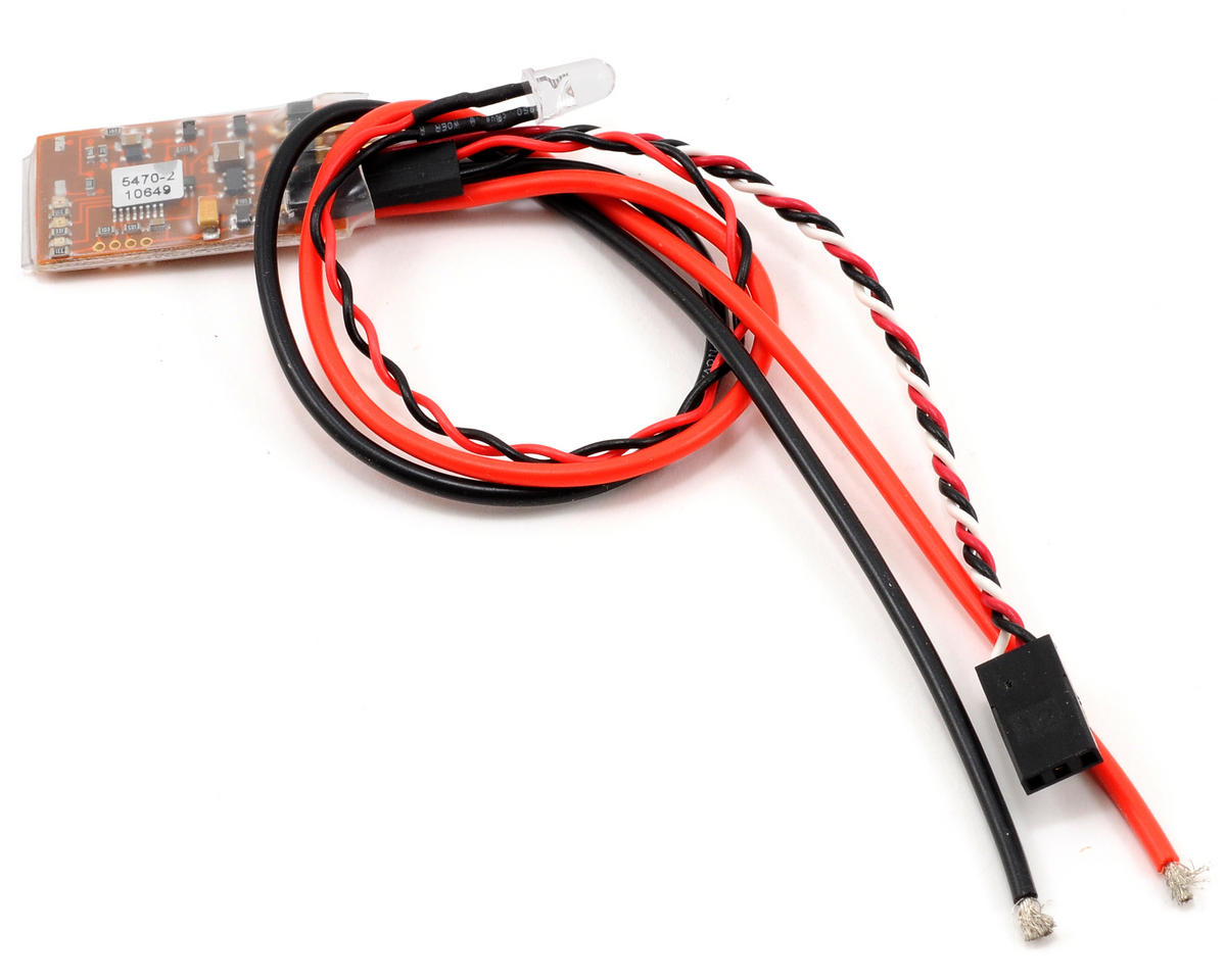 Novak Smart-Stop Auto Detect Voltage Cut-Off Module (2S-4S)