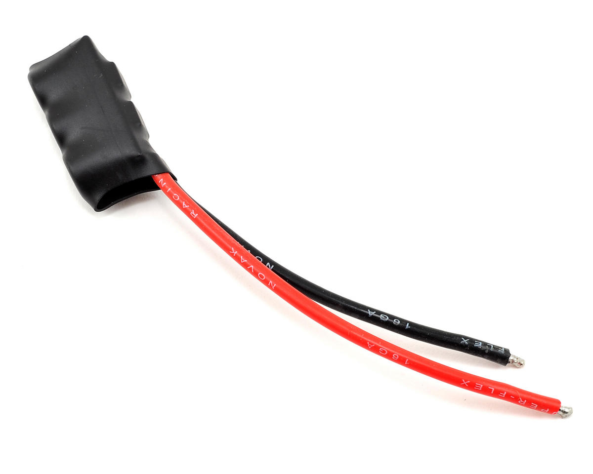 Novak Triple-PowerCap Block Module (2S LiPo)