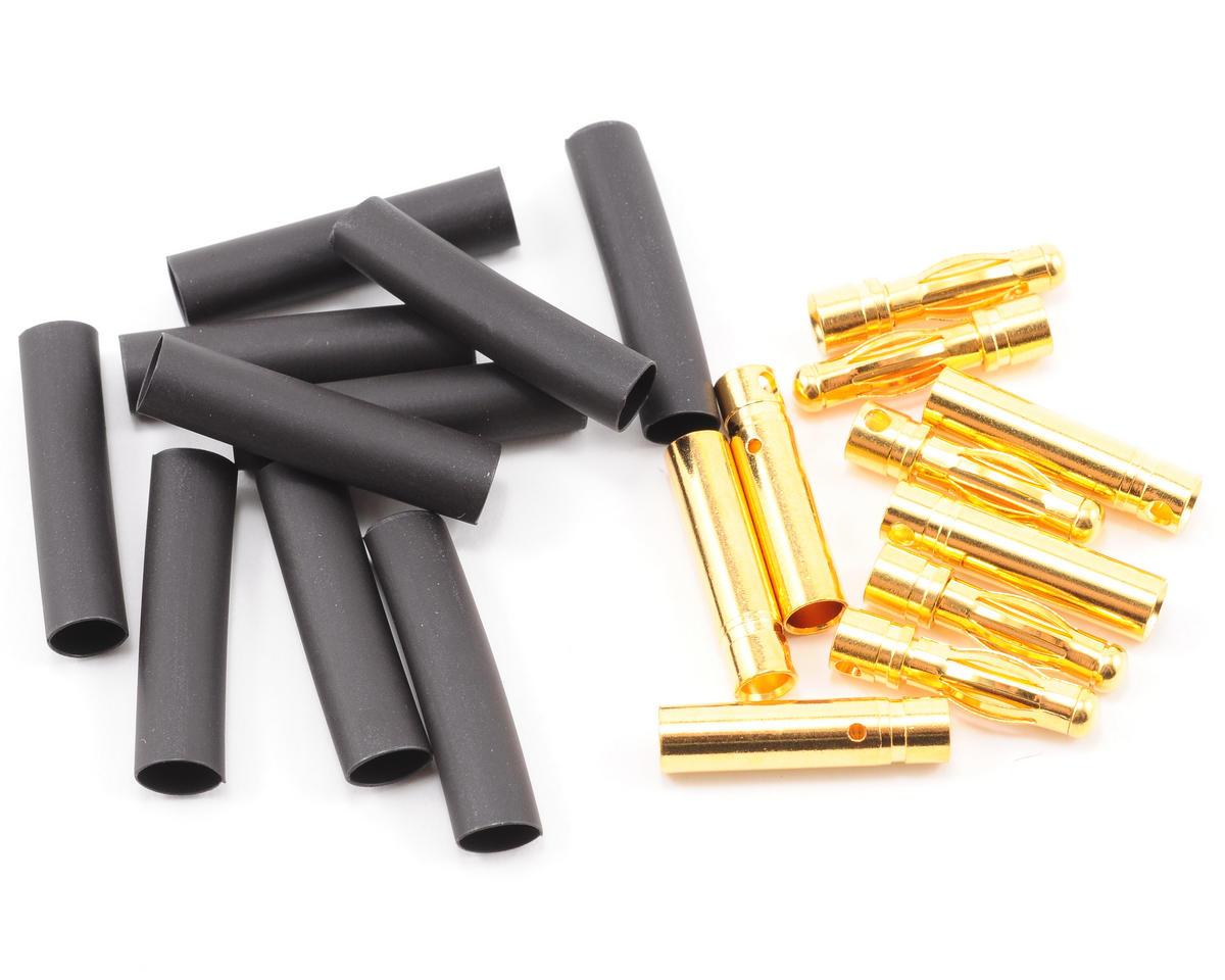 Novak 4mm Male & Female Gold Power Connector Set (5 pair)
