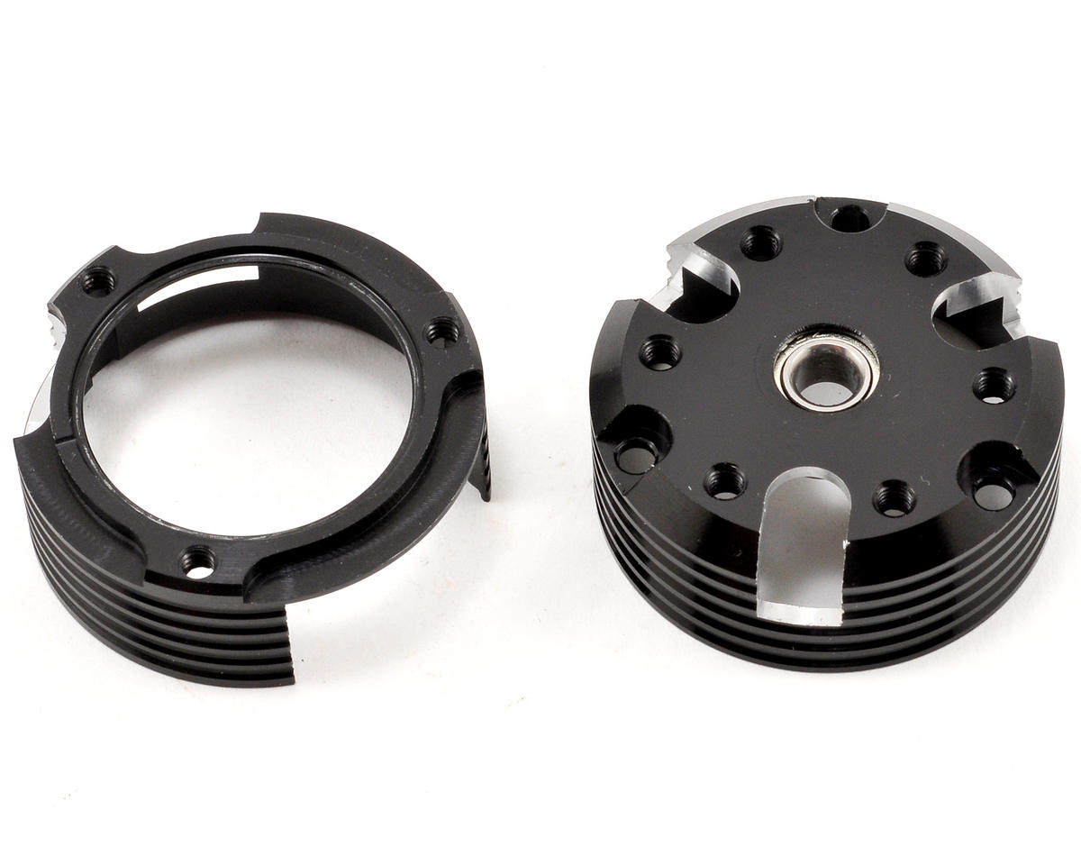 Ballistic 540 Vented End Bell Racing Upgrade Kit w/Bearing