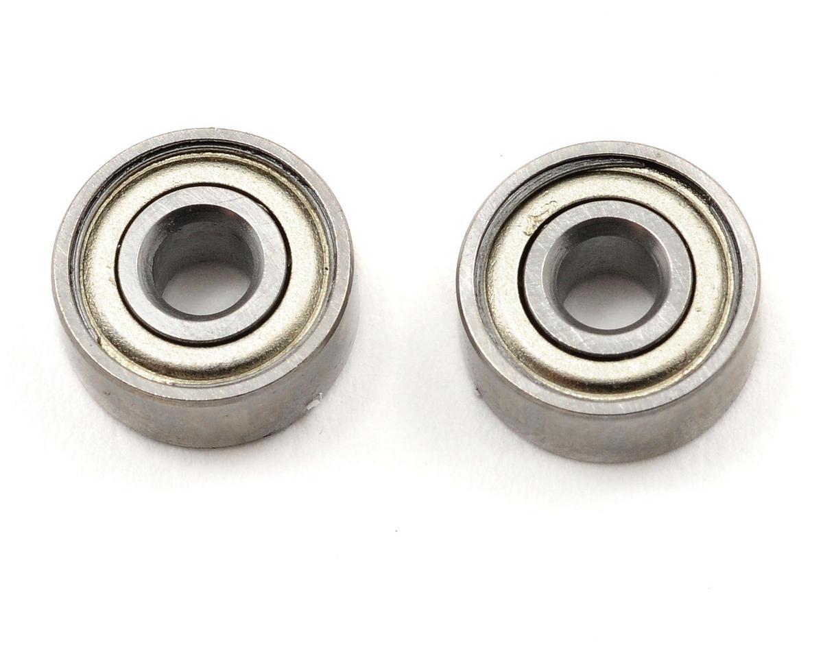 "Novak 1/8x3/8x5/32"" ABEC-3 Steel Ball Bearing (2)"