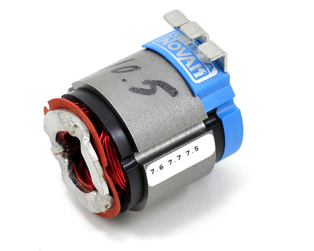 "Novak High RPM ""Red Wire"" Ballistic 540 Stator (10.5T) (Blue)"