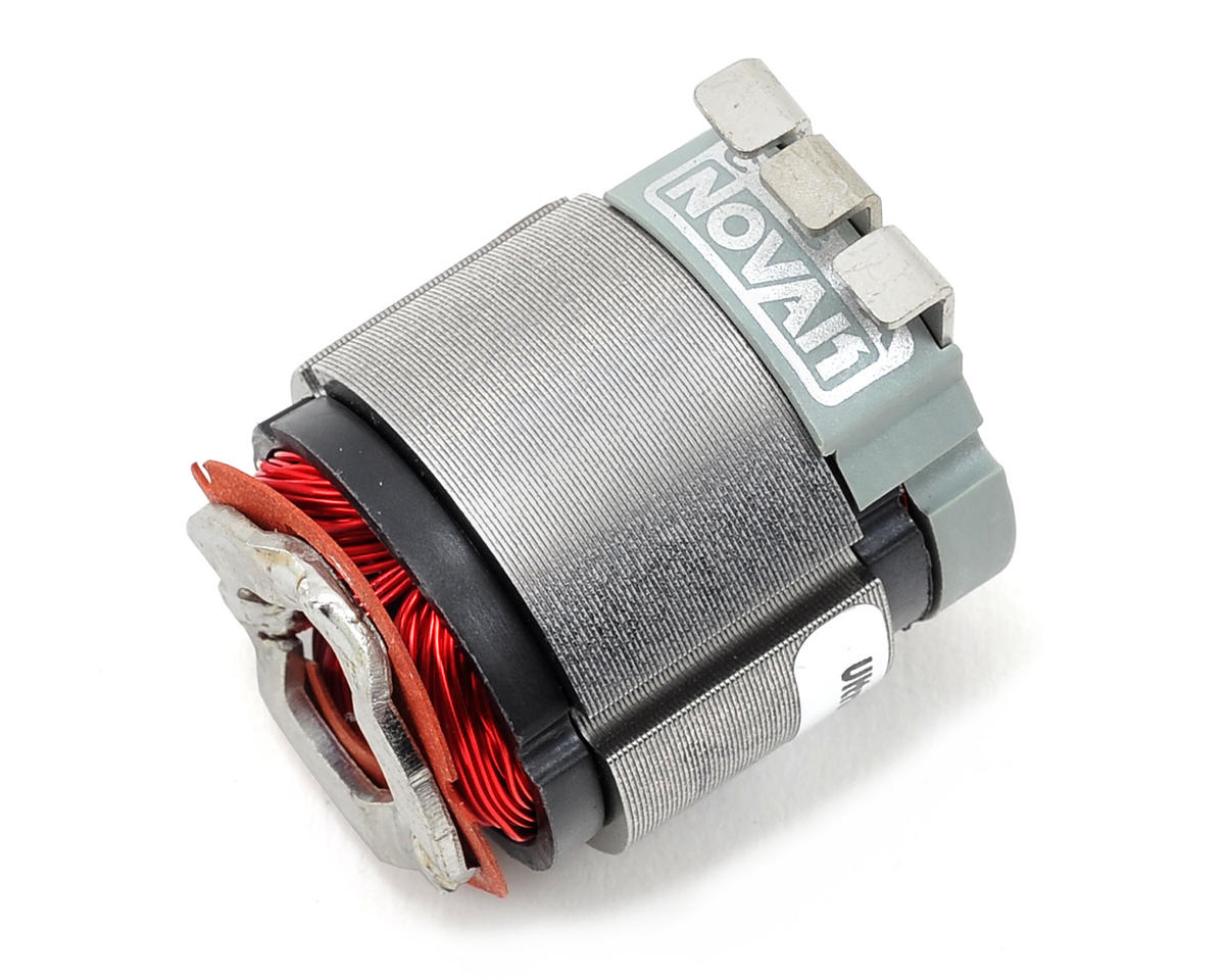 """Ultra Low-Resistance - Red Wire"" Ballistic 540 Stator (21.5T)"