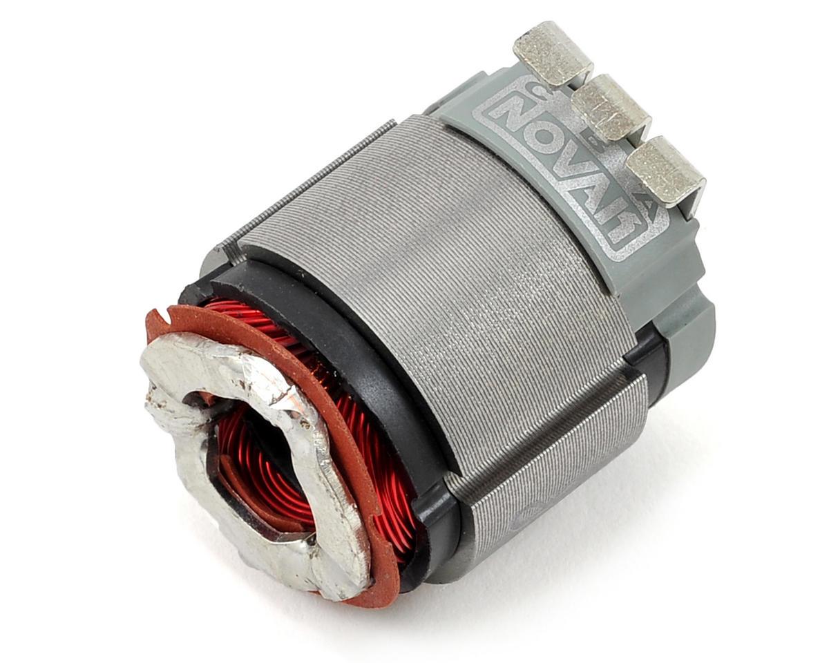 Novak Vulcan Mod High-RPM Hand-Wound Red Wire Stator (6.5T)