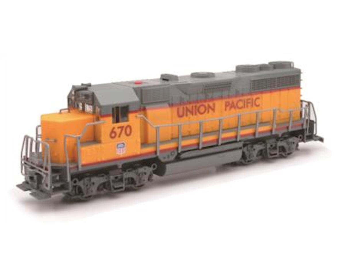 New Ray B/O Light&Snd Unionpacific Loco