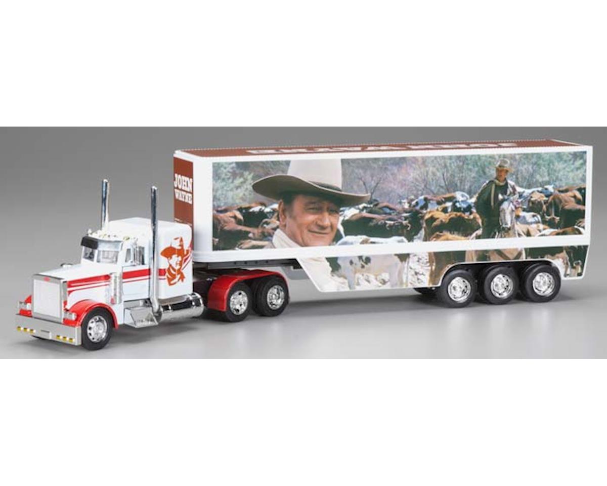 New Ray 10443 1/32 John Wayne Long Hauler White Cab
