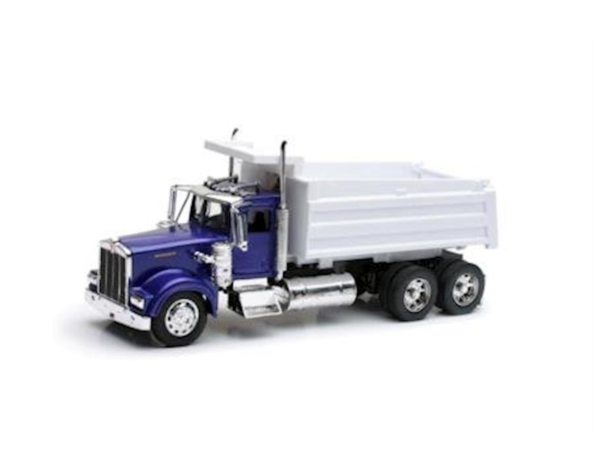 New Ray 1/32 D/C Kenworth W900 Dump Truck