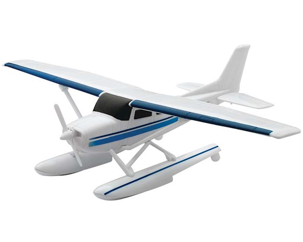 New Ray 20655 1/42 Cessna 172 Skyhawk w/Float Kit [NRY20655]   Toys &  Hobbies