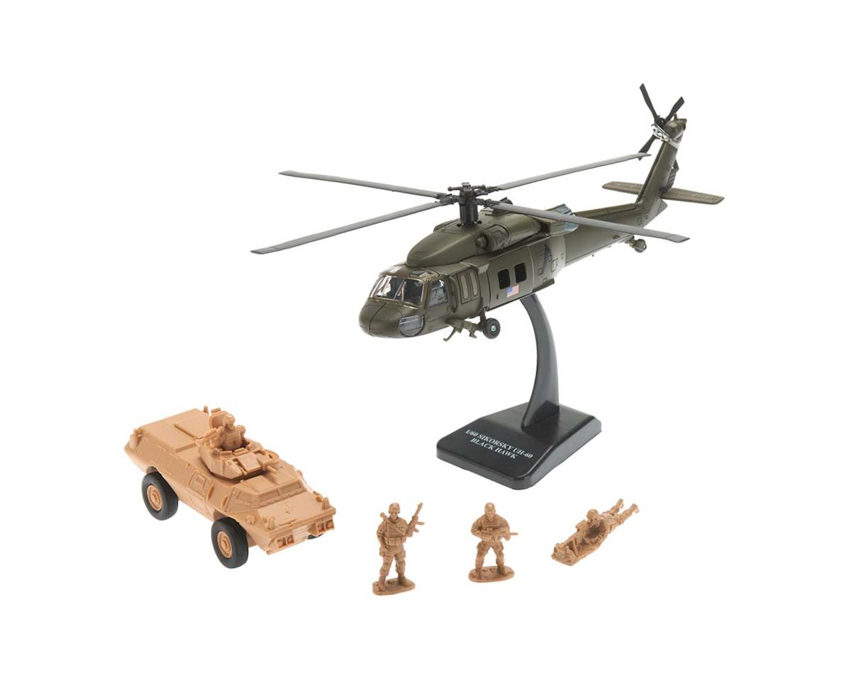 New Ray 21833 1/55 Sikorsky UH-60 Black Hawk