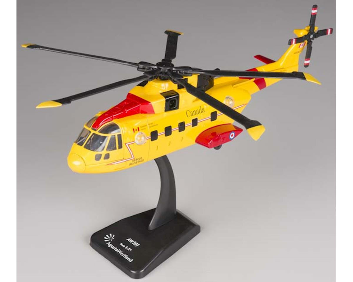 New Ray 25513 1/72 AW 101 Canadian Rescue Helicopter