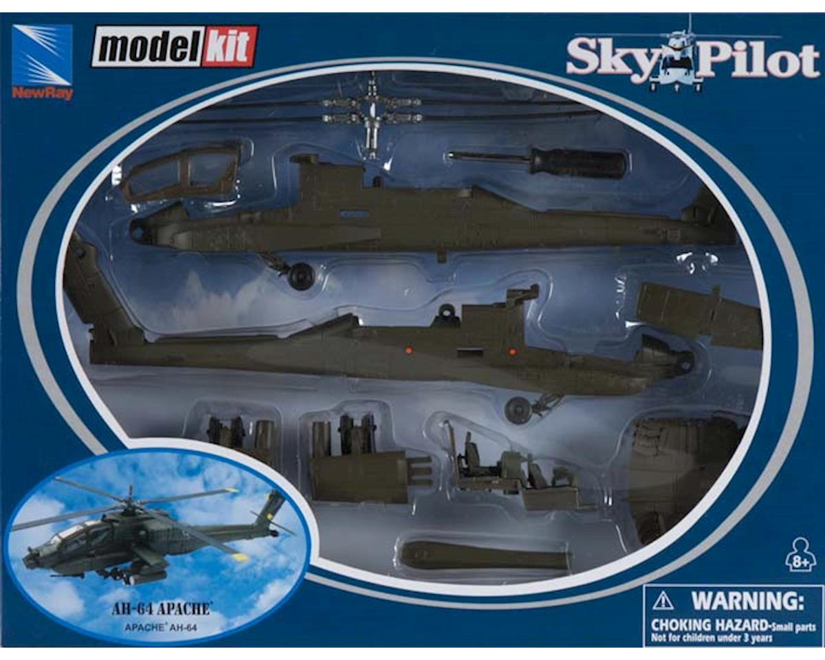 New Ray 25525 1/55 AH-64 Apache Model Kit