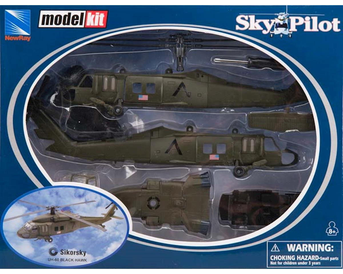 New Ray 25565 1/60 Sikorsky UH-60 Black Hawk