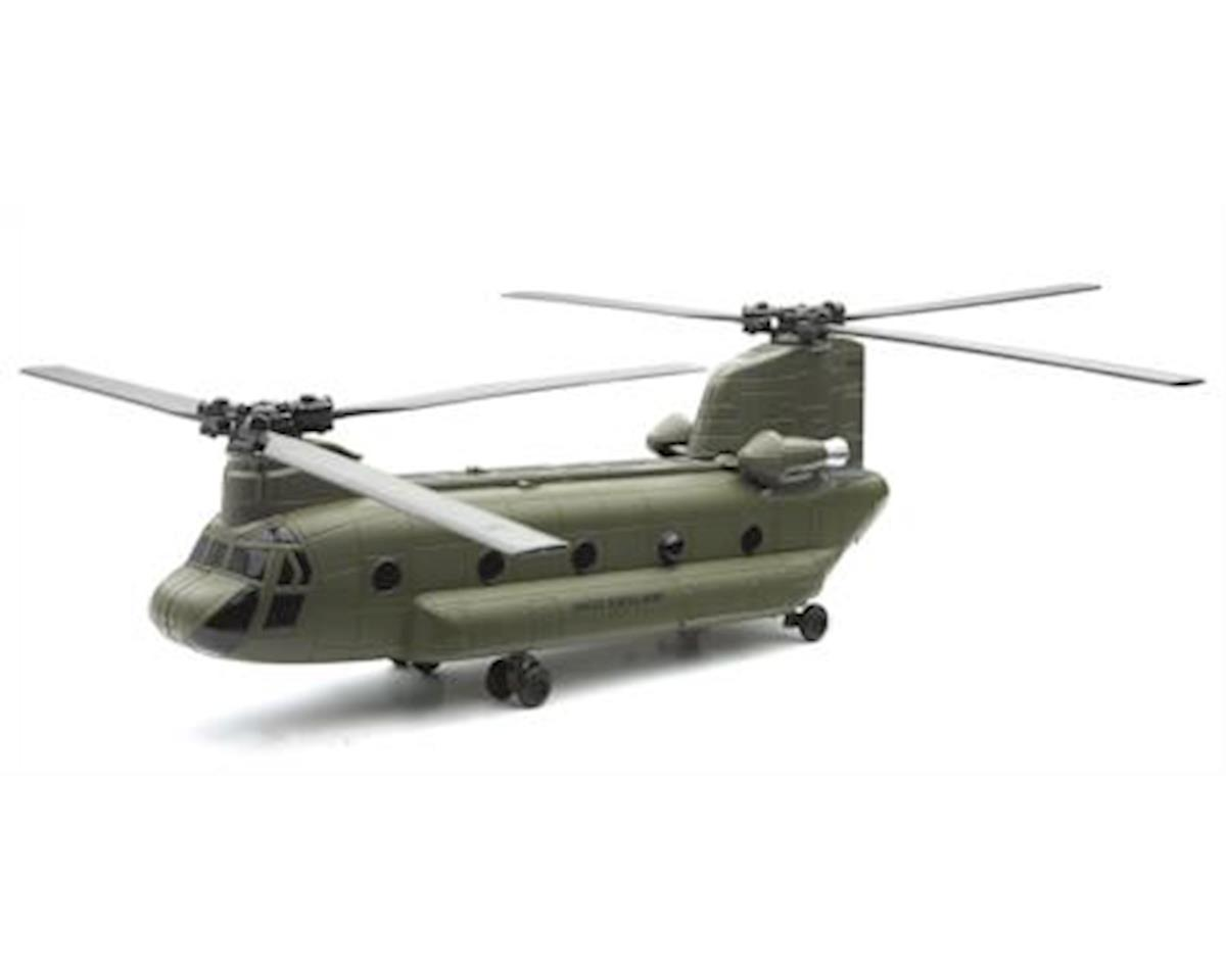 1/60 Ch47 Chinook Us Army Helicopter (Die Cast) by New Ray
