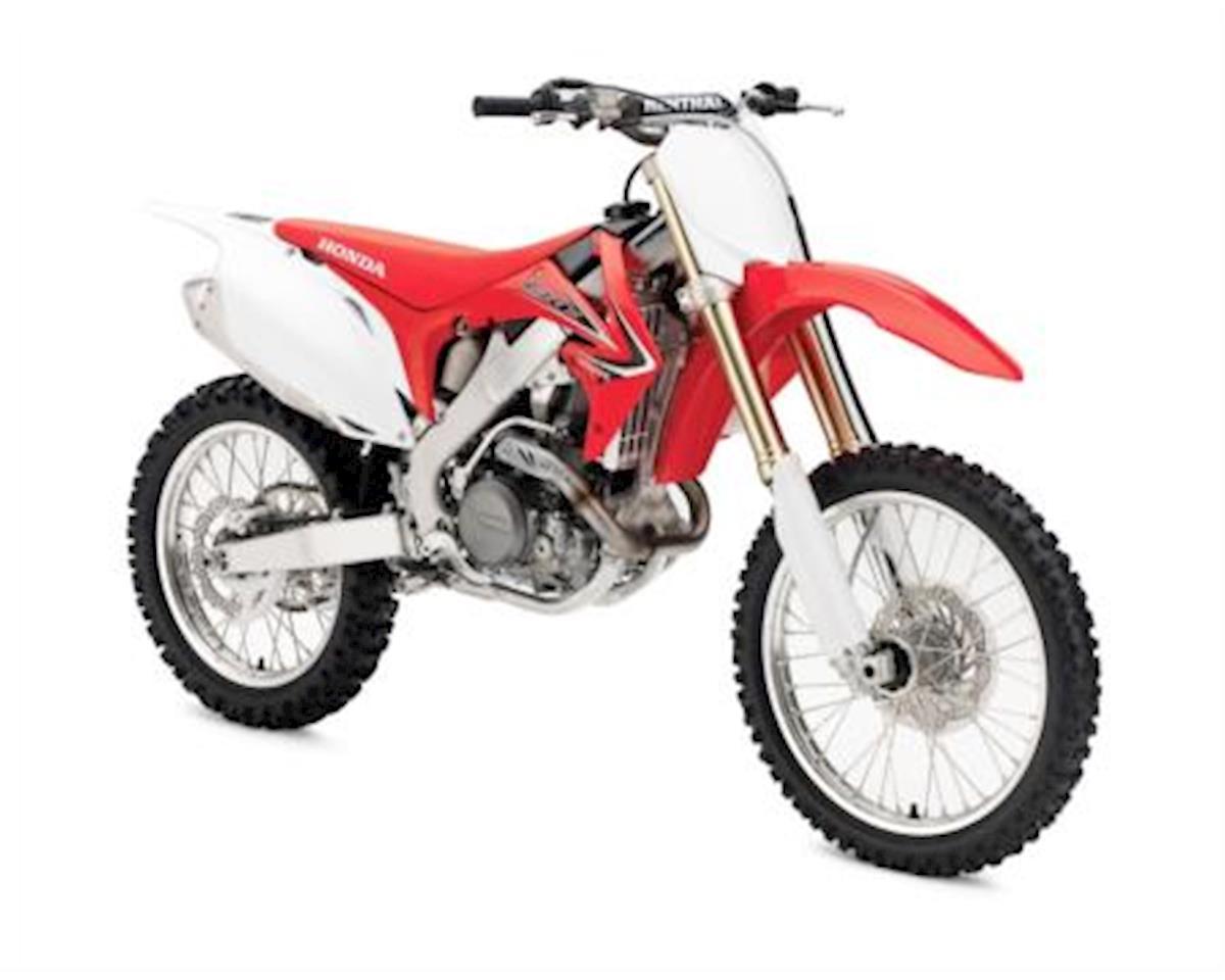 1/12 D/C Honda Crf450r Dirt Bike
