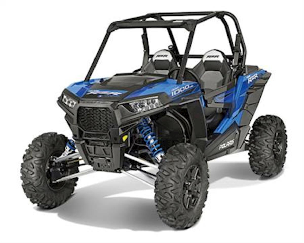 New Ray 1/18 D/C Polaris Rzr Xp1000 Blue