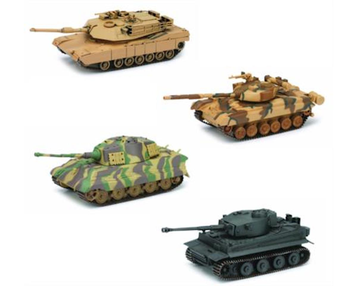 61395I Classic Model Tank Assortment (Product may Differ from Picture) by New Ray