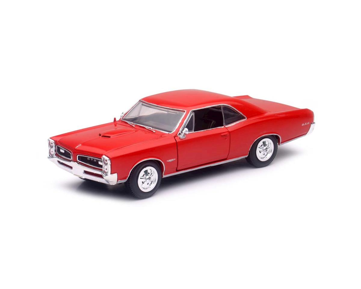 New Ray 1/24 Pontiac Gto Red
